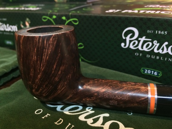 Peterson St. Patrick's Day Pipe