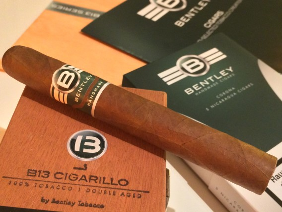 Bentley Cigar Corona