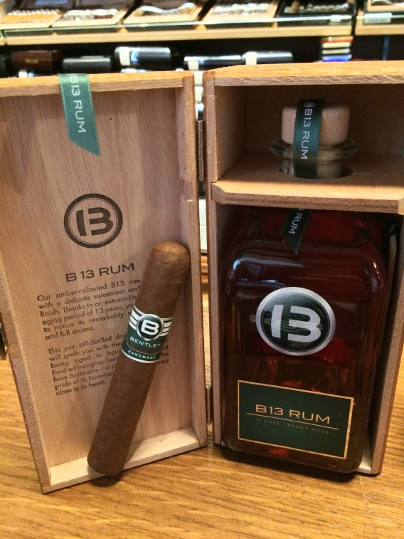 Bentley Cigar Rum