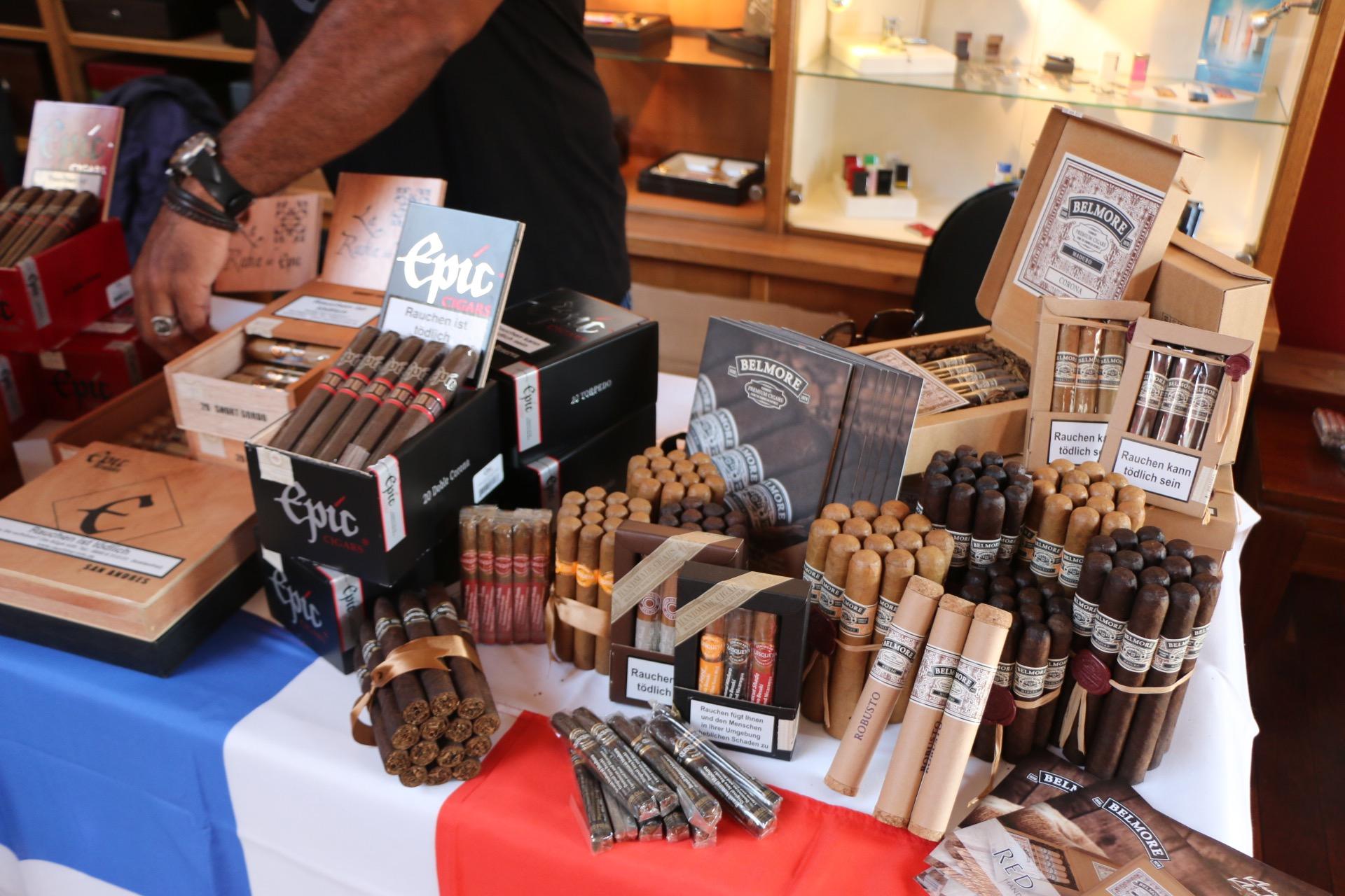 Epic Cigars & Belmore Cigars