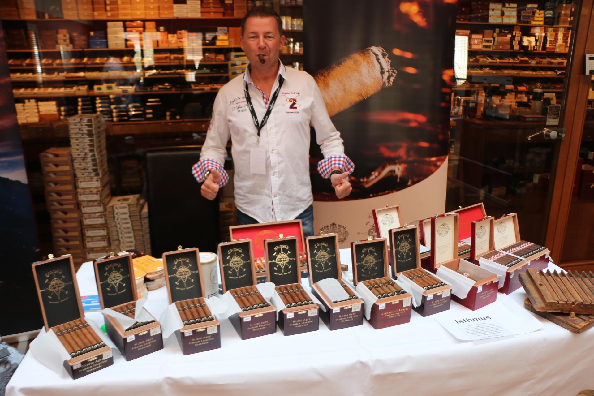 Isthmus Cigars