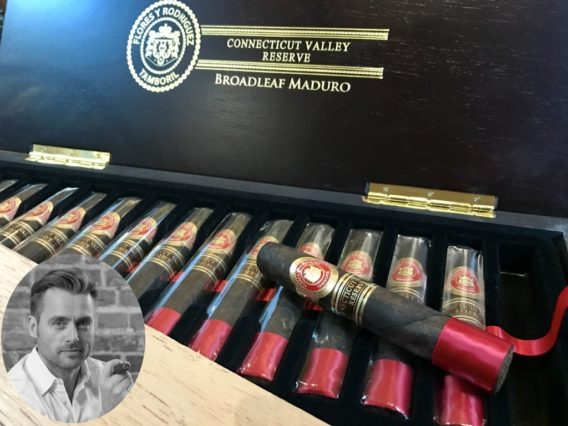 Flores y Rodriguez Connecticut Vally Reserve Robusto Maduro