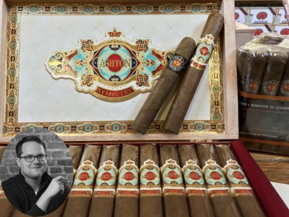 Ashton Symmetry Sublime (Toro) Villa Zamorano Robusto