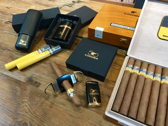 Cohiba 50th Aniversario