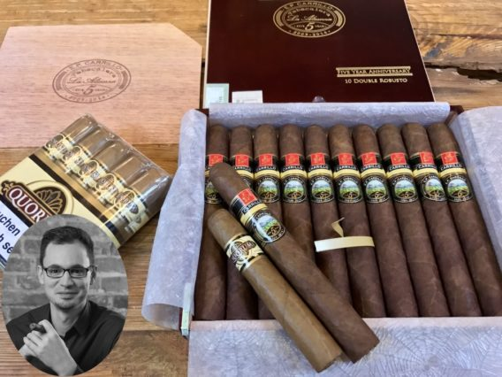 EPC 5th Anniversary Double Robusto Quorum Shade Robusto
