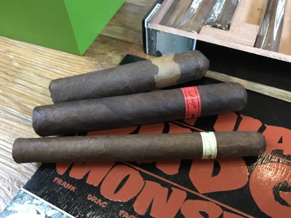 Tatuaje Monster Cigar