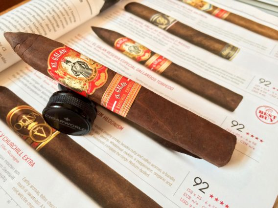 El Galan Cigar Journal