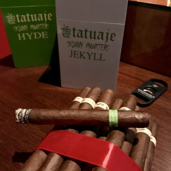 Tatuaje Skinny Monster Jekyll&Hyde