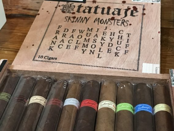 Tatuaje Skinny Monsters Sampler Cigars