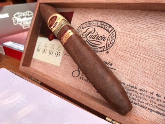 Padron 1926 Special Release 80th Anniversary Perfecto NATURAL Cigar