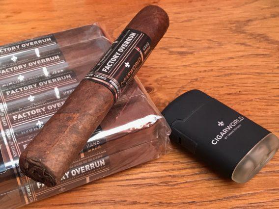 Factory Overrun Cigar