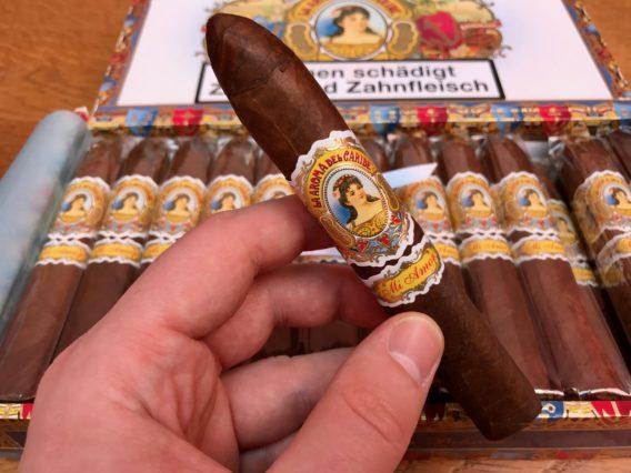 La Aroma del Caribe Mi Amor Belicoso Cigar Ashton
