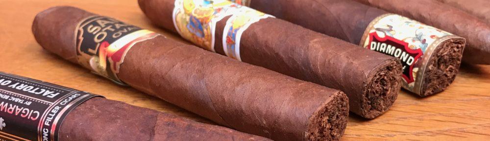 Box-pressed Cigar