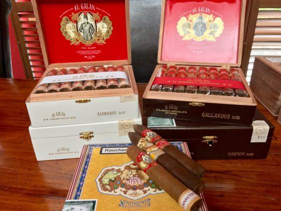 El Galan Cigar Boxen