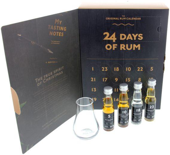 Adventskalender 24 Days of Rum