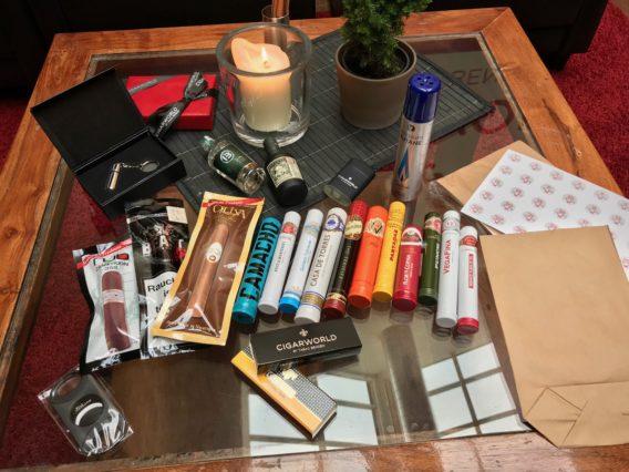 Adventskalender Zigarren 2017
