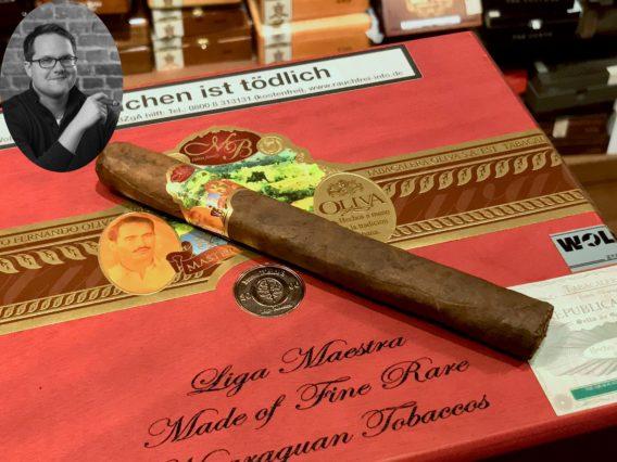 Marc Oliva Master Blend Cigarworld Team