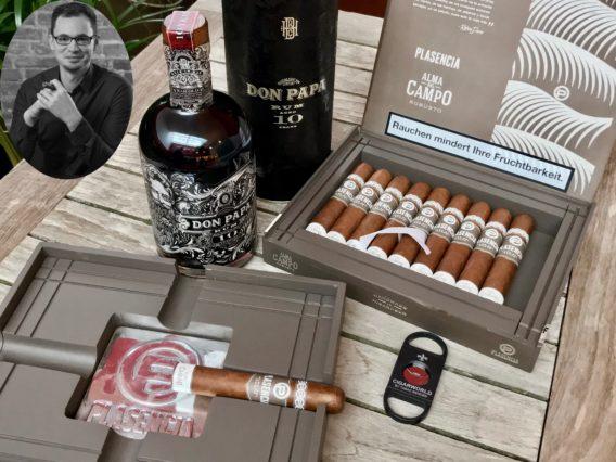 Tobi Plasencia Alma del Campo Cigarworld Team