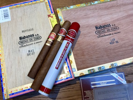 Habanos Boxing Date