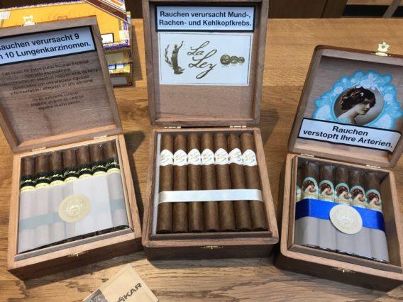 Nicaro La Ley La Preferida Cigars