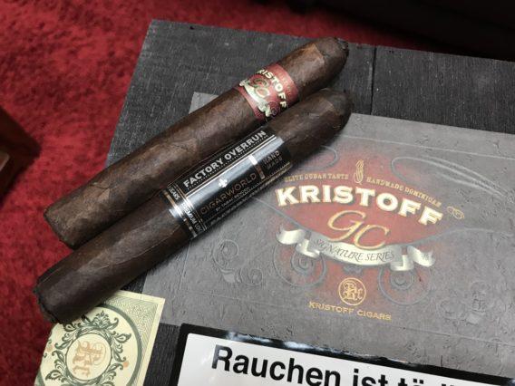 Kristoff Seconds Zigarren