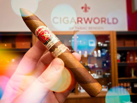 Cigarworld D8 Costa Rica