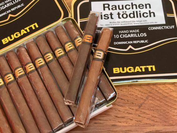 Bugatti Small Cigars