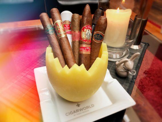 Cigarworld Osterei Ascher 2018