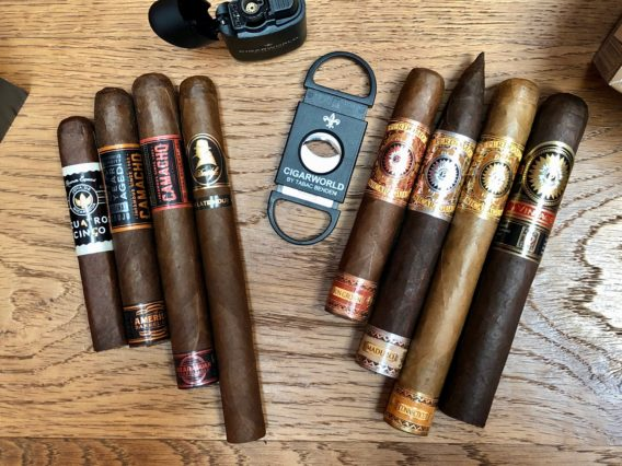 Barrel Aged Cigars