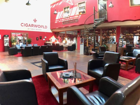 Cigarworld Lounge Düsseldorf