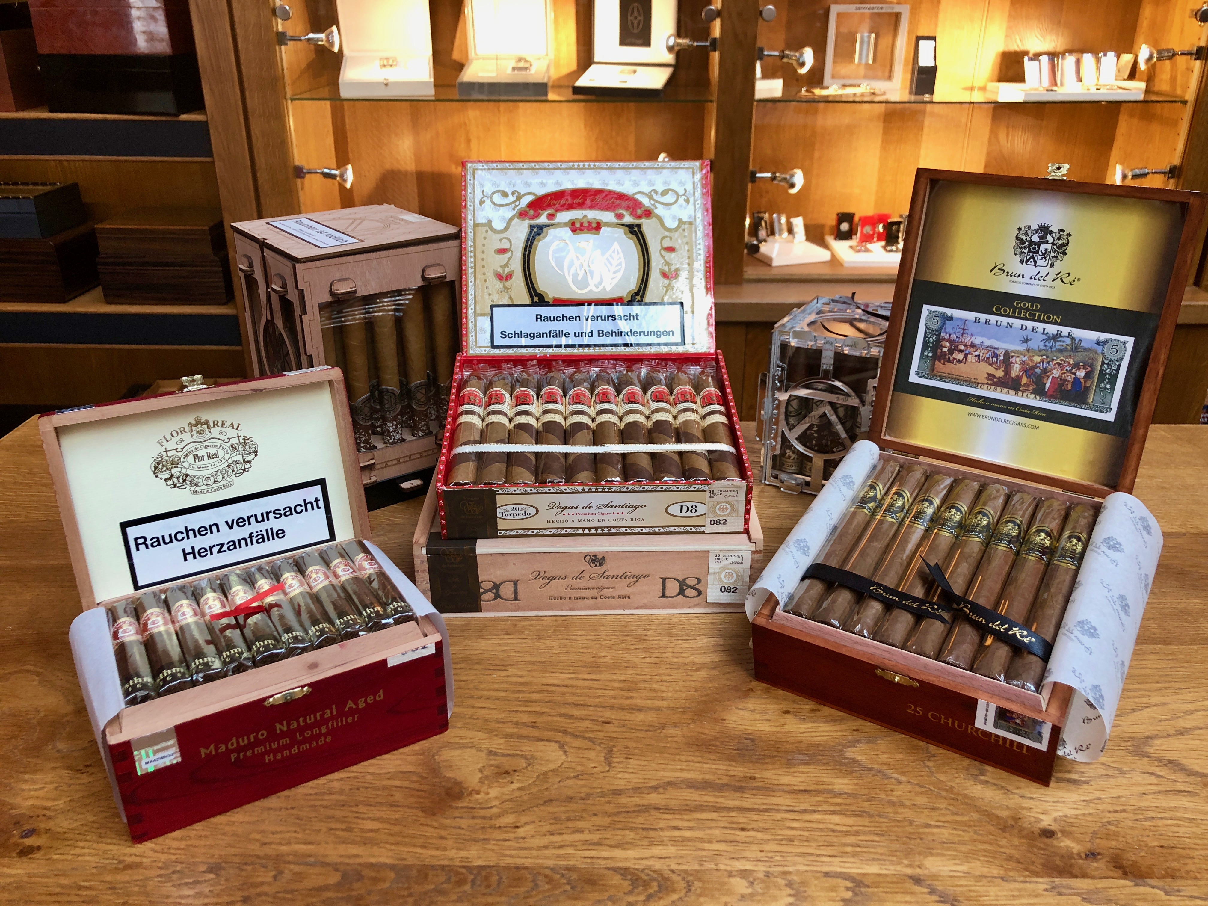 Zigarren aus Costa Rica