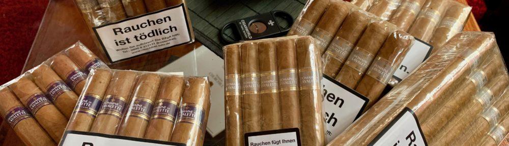 Domaine de Lavalette, Zigarren, Cigars