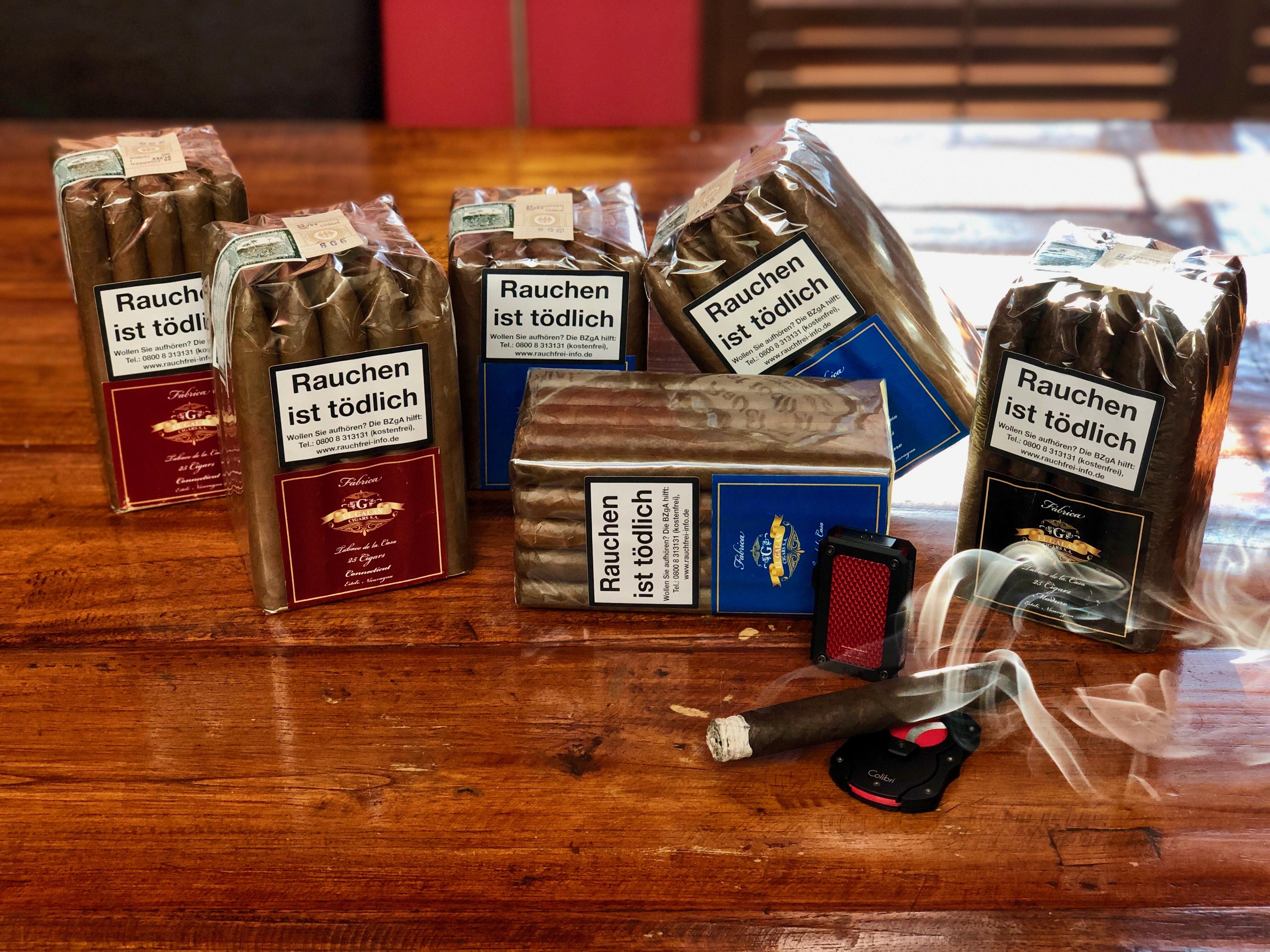 El Galan Tobaco de la Casa