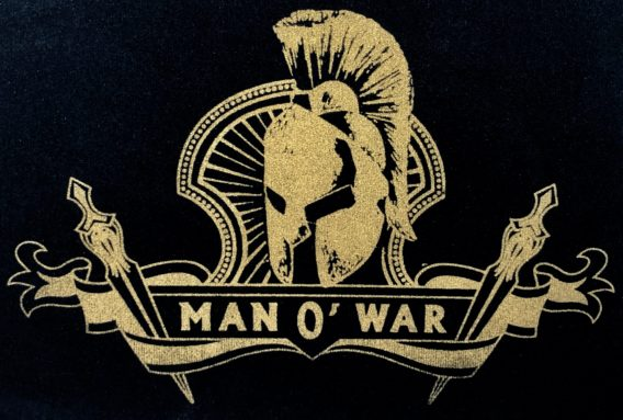 Man O'War Logo