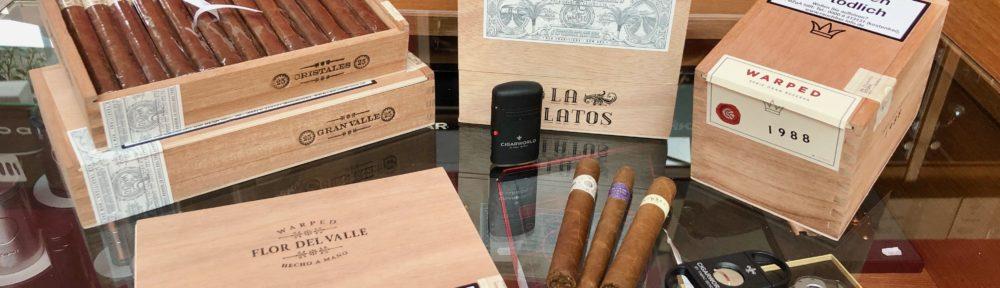 Warped Cigars Neuheiten