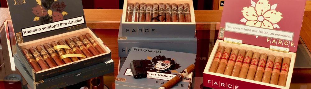 Room 101 Zigarren Hit & Run Farce HBN Connecticut