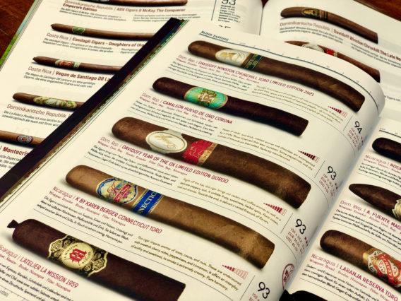 Zigarrenbewertung